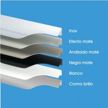 Tirador Aluminio 70-236-180-128