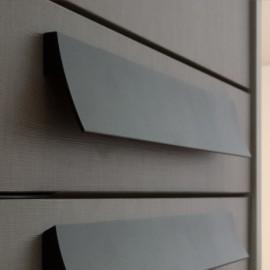 Detalle Tirador Aluminio 70-164
