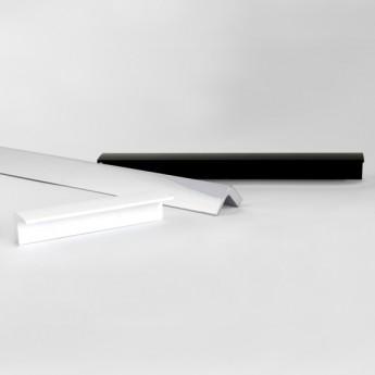 Detalle tiradores aluminio