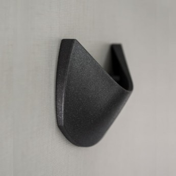 Tirador ABS en Blanco sobre puerta mueble