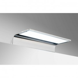 Aplique led WAVE CROMADO O BLANCO