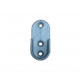 Soporte lateral barra armario plastico 54-000-08